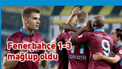 Photo of Kupada ilk finalist Trabzonspor