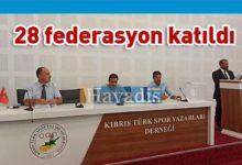 Photo of Spor İhtisas Komisyonu'na 2 federasyon temsilcisi seçildi