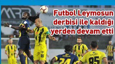 Photo of Derbi Doğan'ın: 2-0