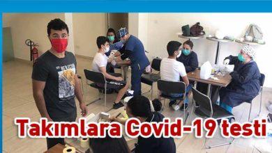 Photo of Futbolda testler başladı