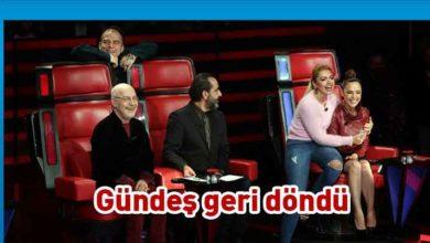 Photo of O Ses Türkiye'de Seda Sayan'ın yerine Ebru Gündeş