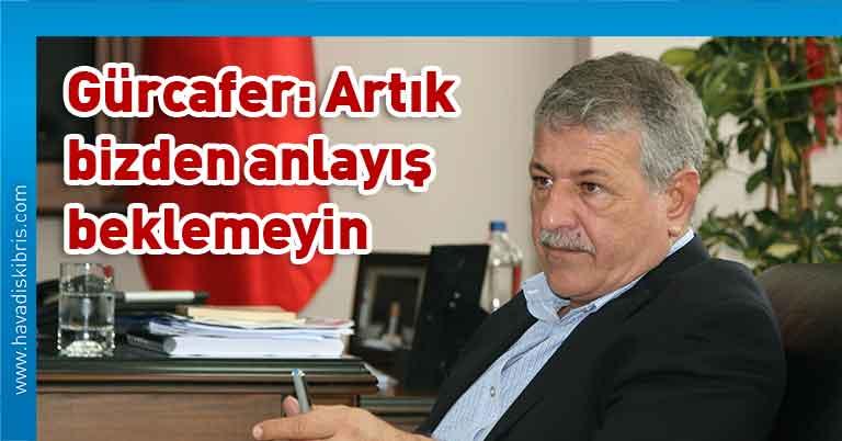 Kıbrıs Türk İnşaat Müteahhitleri Birliği (KTİMB) Başkanı Cafer Gürcafer