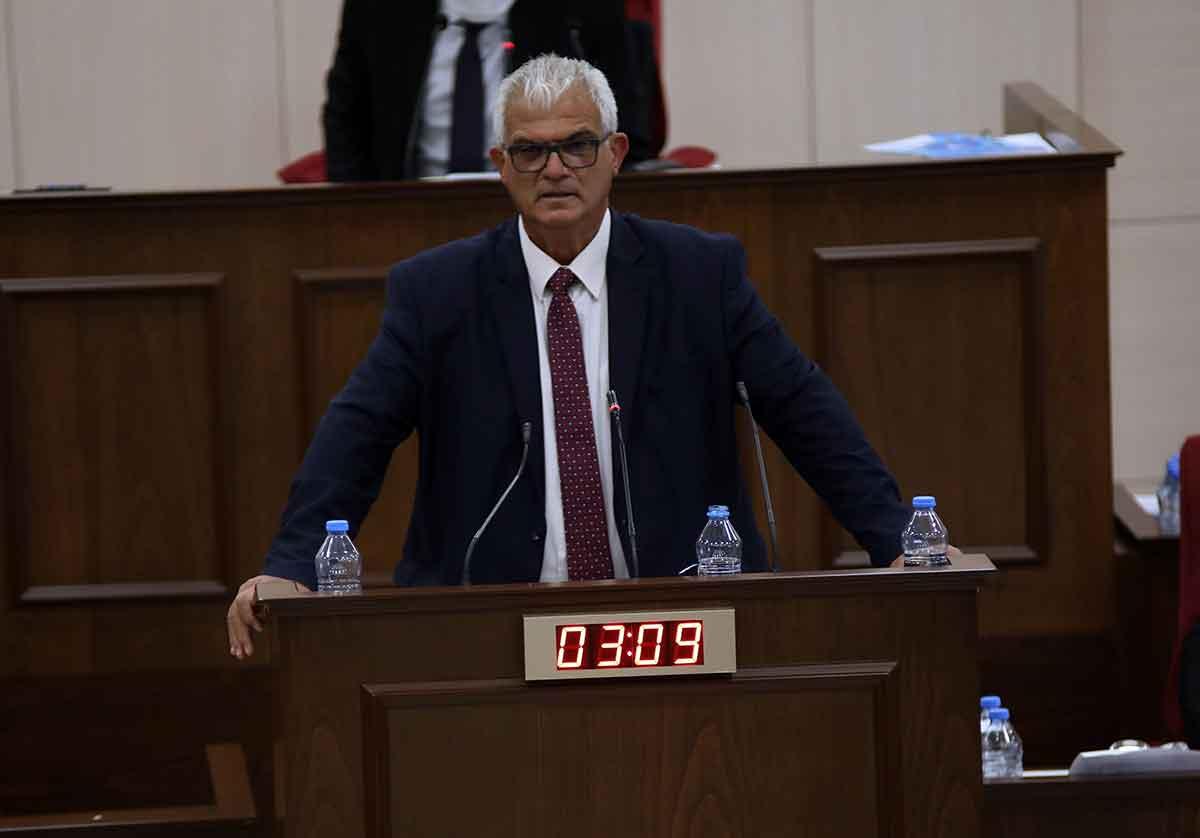 CTP Milletvekili Biray Hamzaoğluları