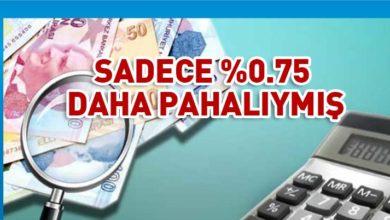Photo of Mayıs ayı hayat pahalılığı yüzde 0.75