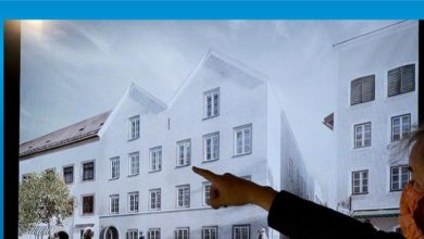 Photo of Hitler'in doğduğu ev polis merkezi oluyor