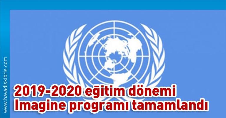 İki Toplumlu Eğitim Teknik Komitesi, 2019-2020 eğitim dönemi için Imagine programının tamamlandığını açıkladı.