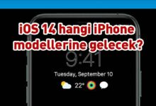 Photo of Apple'dan iOS 14 güncellemesi