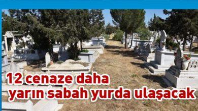 Photo of 6 Kıbrıslı Türk bugün defnedildi