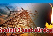 Photo of Lefke'de bazı bölgelere yarın elektrik verilemeyecek