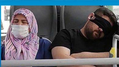 Photo of Türkiye Sağlık Bakanı Koca, maskeyi gözüne takan kişiyi telefonla aradı