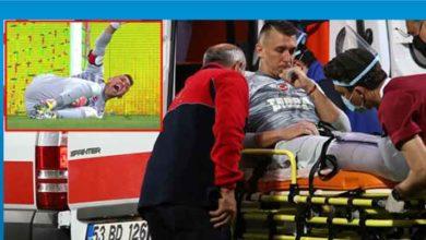 Photo of Muslera'nın ayağında 2 kırık olduğu açıklandı
