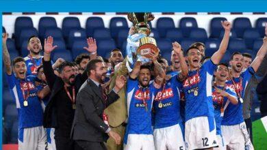 Photo of İtalya Kupası Juventus'u penaltılarda deviren Napoli'nin