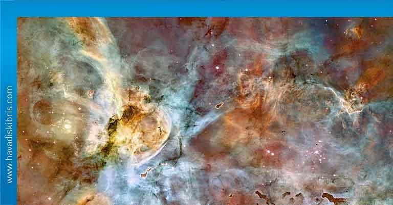 NASA, Kelebek ve Kalkanböceği Nebulaları