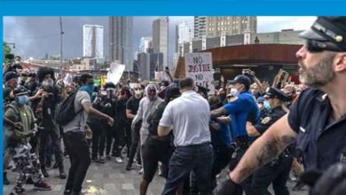 Photo of New York'ta sokağa çıkma yasağı