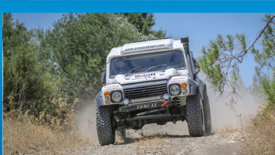 Photo of Cyprus Offroad Attack 2020'de zafer Argun Çağıl-Ahmet Buzlukcuoğlu