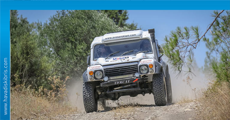 Cyprus Offroad Attack 202