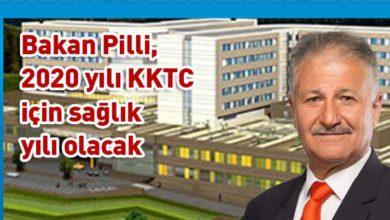 Photo of Pilli: Güzelyurt halkına söz veriyorum hastane bu yıl bitecek