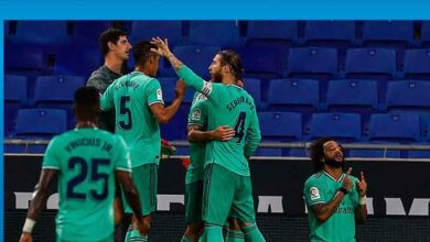 Photo of Real Madrid zirveye çıktı!