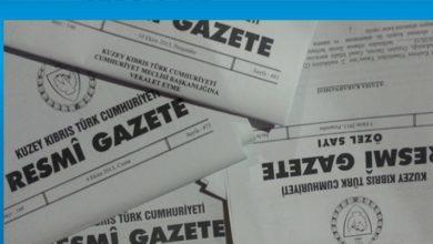"""Photo of """"İktisadi ve Mali İşbirliği Anlaşması"""" Resmi Gazete'de yayımlandı"""
