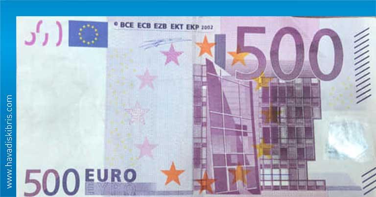 sahte euro