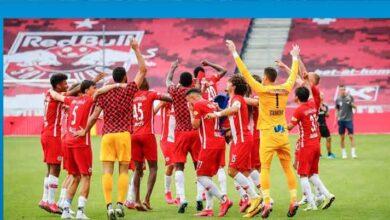 Photo of Salzburg üst üste 7. kez şampiyon