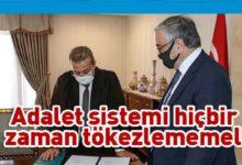 Photo of Başsavcı Altıncık, Cumhurbaşkanı huzurunda yemin etti