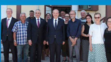 Photo of Başbakan Tatar, Gazimağusa liman bölgesinde incelemelerde bulundu