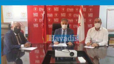 Photo of Sertoğlu ve Dana, Sağlık Bakanı Pilli ile görüştü