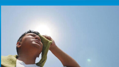 Photo of Sıcak çarpmasına karşı kendinizi koruyun!