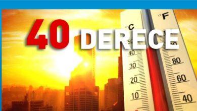 Photo of Hava sıcaklığı 40 dereceye kadar yükselecek