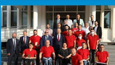 Photo of Başbakan şampiyon basketbolcularımızı ödüllendirdi