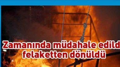Photo of Elektrik panosunda kısa devre evde yangın çıkardı