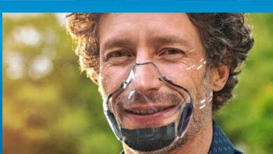 Photo of Dünyanın ilk kendini temizleyen, şeffaf, akıllı maskesi, FDA onayı aldı