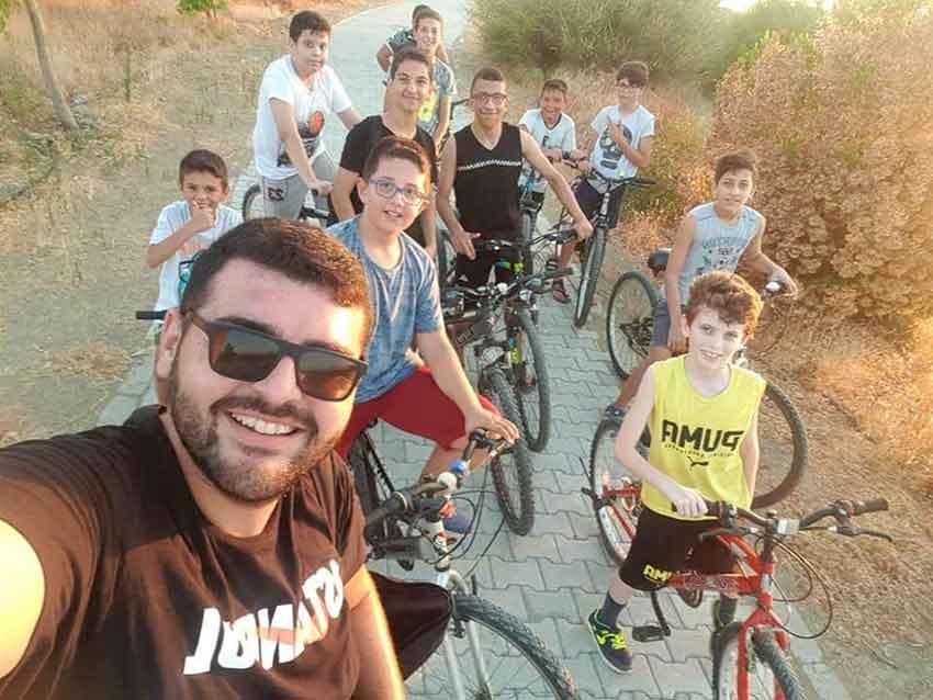 bisiklet, Fikri Orakçıoğlu Piknik Alanı, Doğancı Dokab birliği, Bisikletini al da gel
