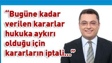 Photo of Erhürman: Siz varken endişe ve güvensizlik için başka kimseye ihtiyaç yok