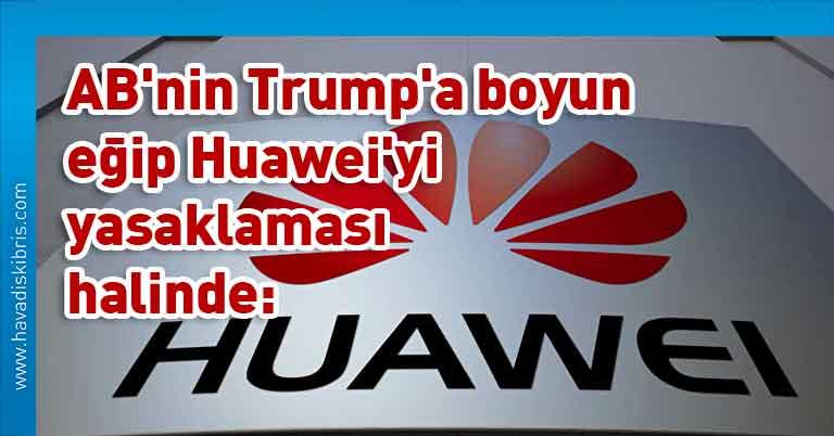 Huawei, ABD, Britanya, Kanada, Avustralya, Yeni Zelanda, ABD Başkanı Donald Trump, Nokia, Ericsson, Avrupa Birliği