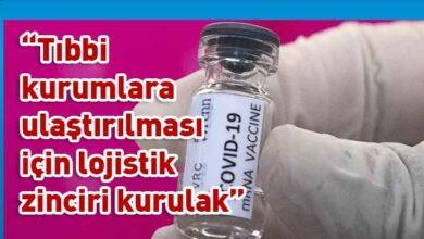 Photo of Rusya'da geliştirilen Kovid-19 aşısının ağustosta piyasa sunulması bekleniyor