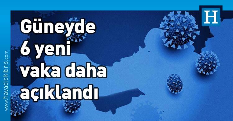 koronavirüs, korona virüs, coronavirus, corona virüs, COVID-19, test, vaka, pozitif, karantina, pandemi, vaka sayısı, test sayısı, PCR, yeni tip koronavirüs, salgın, negatif, Güney Kıbrıs, Kıbrıs Rum Sağlık Bakanlığı