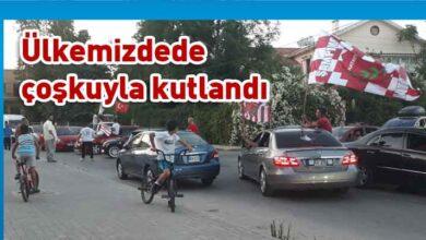 Photo of Hatayspor Süper Lig'e çıktı