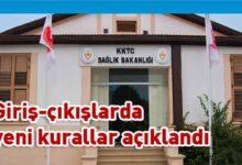 Photo of Bulaşıcı Hastalıklar Üst Komitesi yeni kararları açıkladı