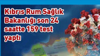 Photo of Güneyde 2 yeni vaka