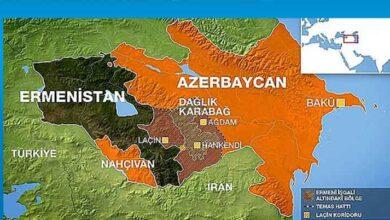 Photo of Azerbaycan – Ermenistan sınırında çatışma