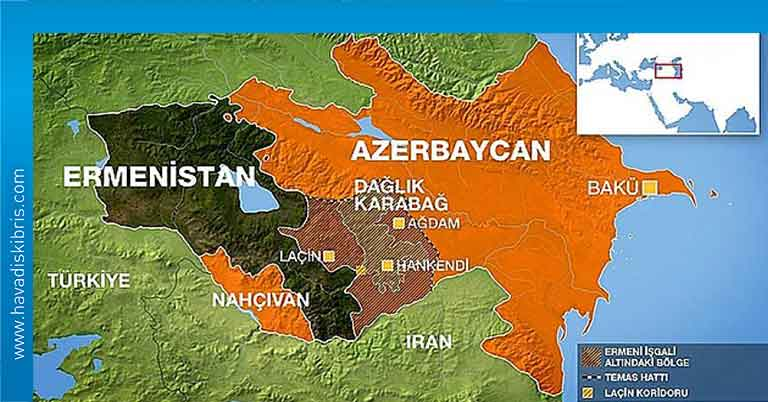 Azerbaycan, Ermenistan, çatışma