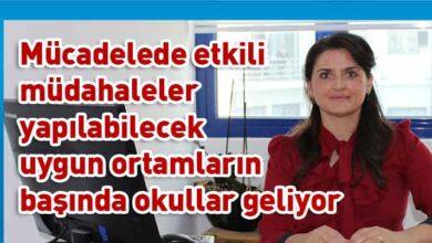 """Photo of Özada, """"Bağımlılıkla Mücadelede Okul Sosyal Hizmeti""""nin önemine değindi"""