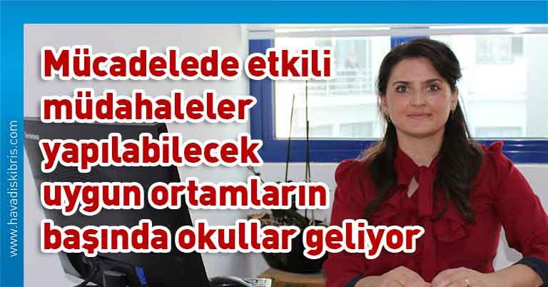 Lefke Avrupa Üniversitesi, Öğretim Görevlisi Yrd. Doç. Dr. Ayşe Özada, Uyuşturucu Madde Kullanımını Önlemede Okul Sosyal Hizmeti