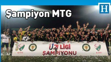 Photo of MTG gençleri şampiyon