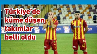 Photo of Türkiye'de Kayserispor ve Yeni Malatyaspor küme düştü
