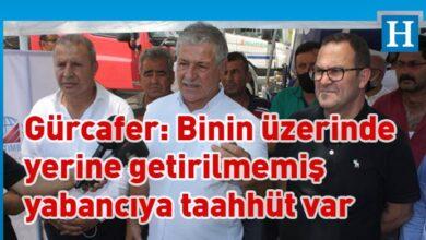 Photo of Gürcafer: Sorunların bütünü çözülmediği sürece eyleme devam edeceğiz