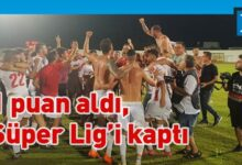 Photo of Girne Halk Evi Süper Lig'de