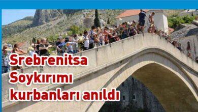 Photo of Tarihi Mostar Köprüsü'nden 'Sessiz Atlayış' yapıldı